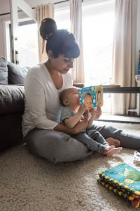 baby reading 2