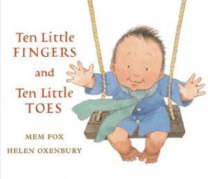 ten fingers